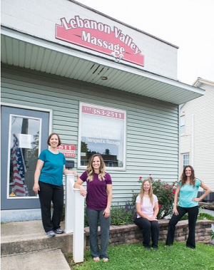 Lebanon Valley Massage